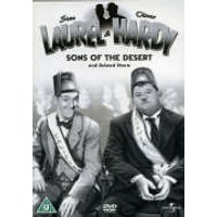 Laurel & Hardy - Sons Of
