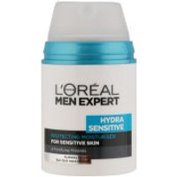 LOreal Paris Men Expert Hydra Sensitive 24Hr Hydrating Cream (50ml)