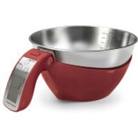 Morphy Richards 46611 Jug Scale - Red