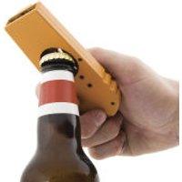 Cap Zappa - Bottle Opening Cap Launcher