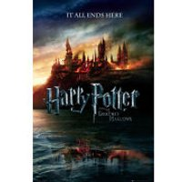 Harry Potter 7 Teaser - Maxi Poster - 61 x 91.5cm - Harry Potter Gifts