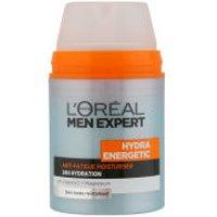 LOreal Paris Men Expert Hydra Energetic Daily Anti-Fatigue Moisturising Lotion (50ml)