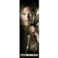 The Walking Dead Daryl - Door Poster - 53 x 158cm