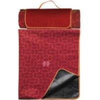 Sagaform Happy Picnic Blanket - Red - Picnic Gifts