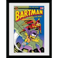 The Simpsons Bartman - 30x40 Collector Prints - The Simpsons Gifts