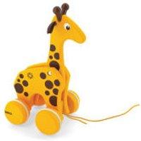Brio Pull Along Giraffe - Giraffe Gifts