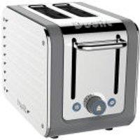 Dualit 26526 Architect 2 Slot Toaster - Grey