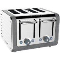 Dualit 46526 Architect 4 Slot Toaster - Grey