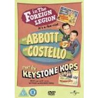 Abbott and Costello: In the Foreign Legion / Meet the Keystone Cops