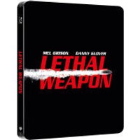 Lethal Weapon - Zavvi Exclusive Limited Edition Steelbook (Ultra Limited) (UK EDITION)