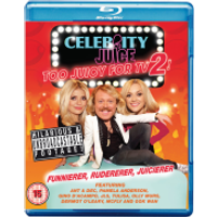 Celebrity Juice - Too Juicy For TV 2!