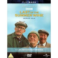 Last Of The Summer Wine - Series 3 & 4