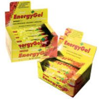 High5 Sports Energy Gel Plus - Box of 20 - 20sachets - Box - Orange/Caffeine