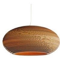 Graypants Disc Pendant Lamp - 16 Inch