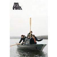 Arctic Monkeys Boat - Maxi Poster - 61 x 91.5cm - Monkeys Gifts