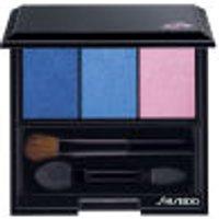 Shiseido Luminizing Satin Eye Colour Trio BL310 - Punky Blues 3g
