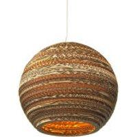 Graypants Moon Pendant Lamp - 10 Inch