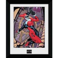 Batman Harley Quinn - 30 x 40cm Collector Prints