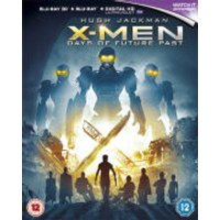 X-Men: Días del Futuro Pasado 3D
