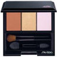 Shiseido Luminizing Satin Eye Color Trio BR214 - Into The Woods 3g