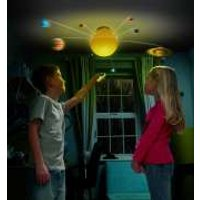 Remote Control Illuminated Solar System - Gadgets Gifts