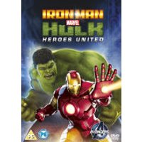 Iron Man and The Hulk: Heroes
