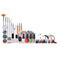 Kit Ultimate Nail Art Professional Artist de Rio