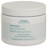 Aveda Outer Peace Exfoliating Pads (50 Pads)