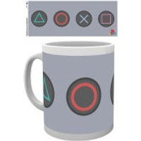PlayStation Buttons - Mug