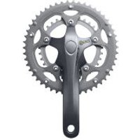 Shimano FC-2450 Claris Octalink Compact Chainset 8-Speed - 46/34T 170mm - One Colour