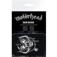 Motorhead England - Card Holder - Motorhead Gifts