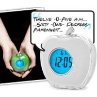 Apple Clocks - One Size - Green