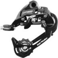 SRAM Apex WiFli Rear Derailleur - Black - Medium Cage - Black