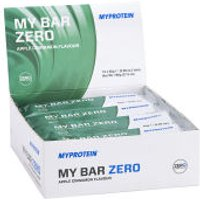 My Bar Zero - 12 x 65g - 12 x 65g - Box - Lemon Cheesecake