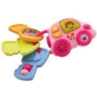 Vtech My 1st Car Key Rattle - Pink
