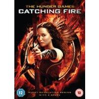 The Hunger Games: Catching Fire (Edición