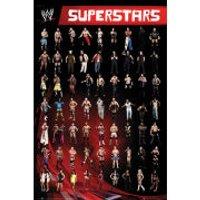 WWE Superstars Maxi Poster (61 x 91.5cm) - Wwe Gifts
