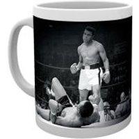 Muhammad Ali Outwit Outhit Mug