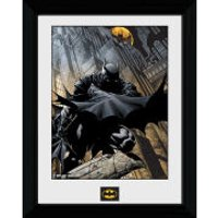 Batman Stalker - 30 x 40cm Collector Prints - Batman Gifts