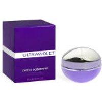 Paco Rabanne Ultraviolet For Her Eau De Parfum 80ml