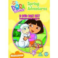 Dora The Explorer - Spring Adventures