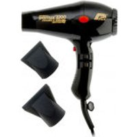 Parlux 3200 Compact Ceramic Ionic Hair Dryer - Black