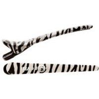 Hair Tools Head Jog Klip-Itz - Zebra