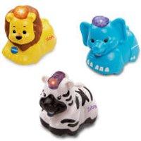 Vtech Toot-Toot Animals - 3 Pack ( Elephant, Zebra, Lion)