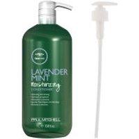 Paul Mitchell Lavender Mint Moisturising Conditioner (1000ml) With Pump (Bundle)
