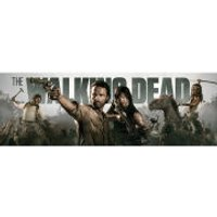 The Walking Dead Banner - Door Poster - 53 x 158cm