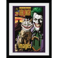 DC Comics Batman Comic The Joker Cat - 30x40 Collector Prints