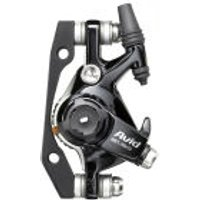 Avid Disc Brake BB7 Road S Black Ano HS1 Rotor Front/Rear-Includes Is Bracket, Stainless CPS and Rotor Bolts - 160mm - One Colour