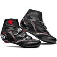 Sidi Hydro GoreTex Cycling Shoes - Black  - EU 42/UK 7 - Black