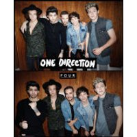 One Direction Four - Mini Poster - 40 x 50cm - One Direction Gifts